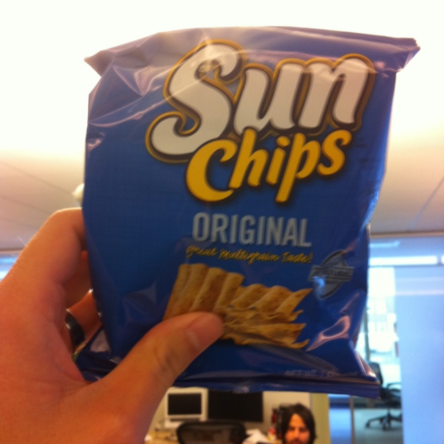 A Bag of Sun Chips